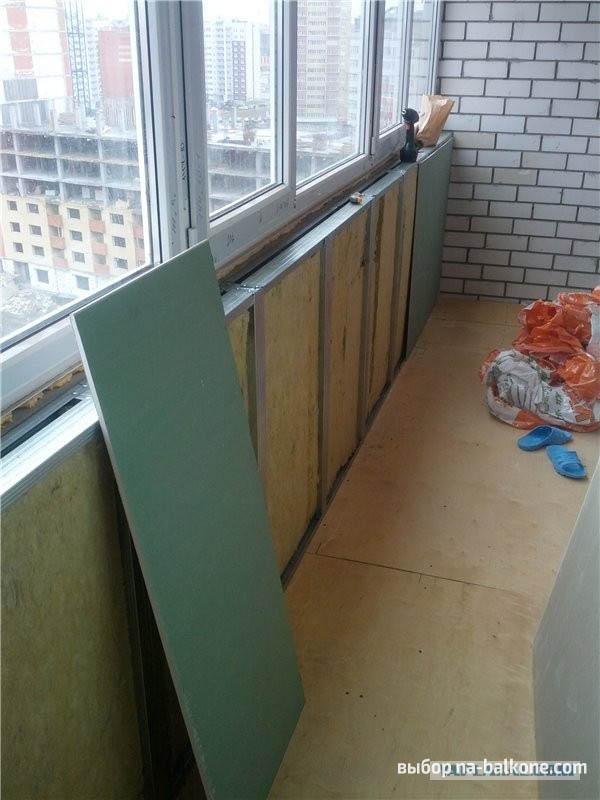 Утепление балкона своими руками - пошаговая инструкция (30 ф.
