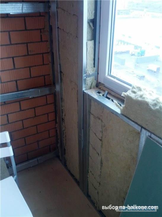 Инструкция по утеплению балкона. 30 пошаговых фото