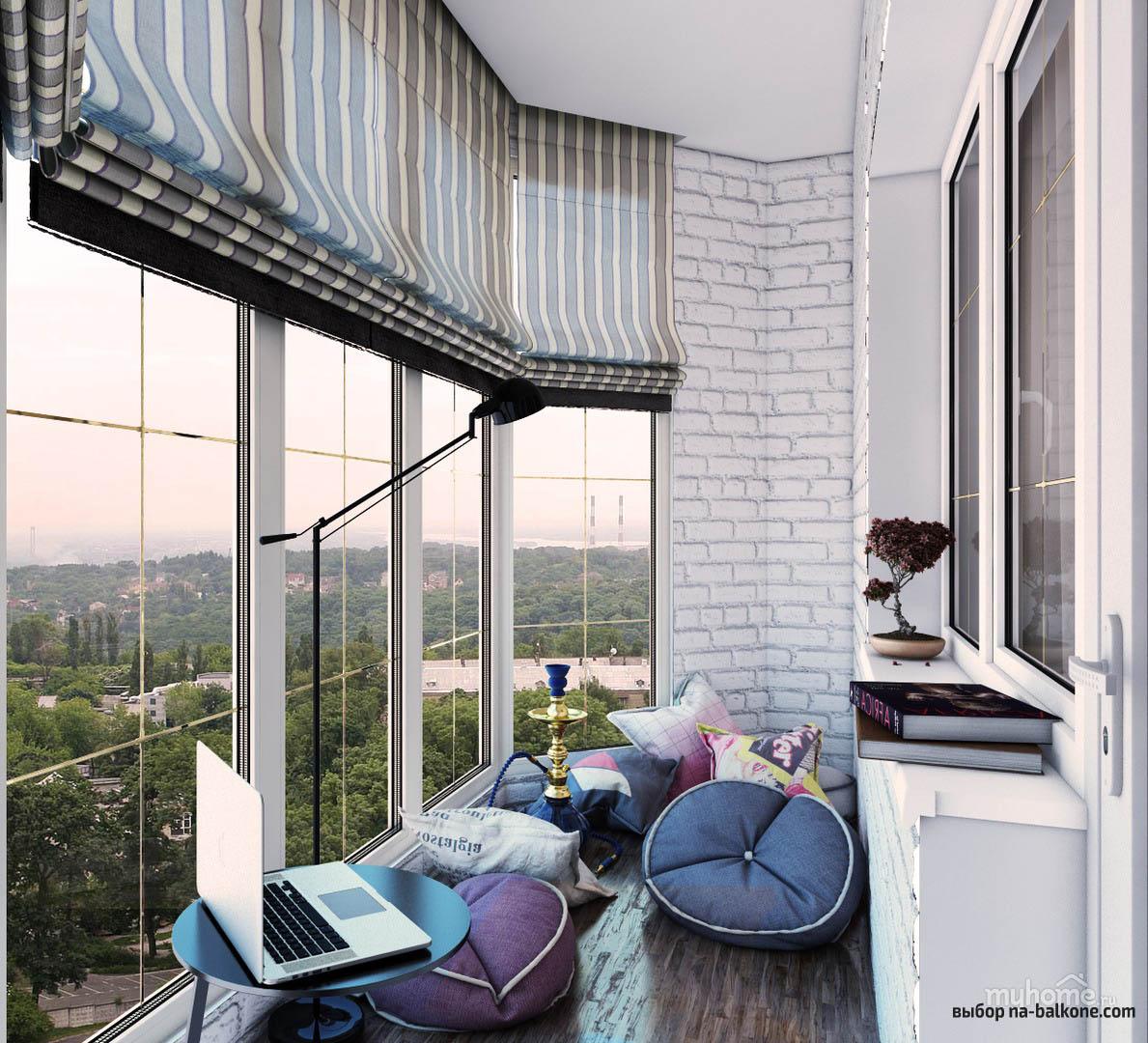 Про балконы с панорамным остеклением. плюсы и минусы. денис .
