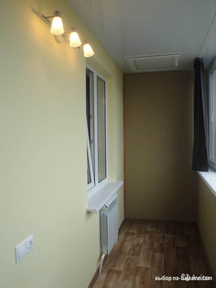 Отделка балкона внутри 40 фотографий оформления на сайте пре.
