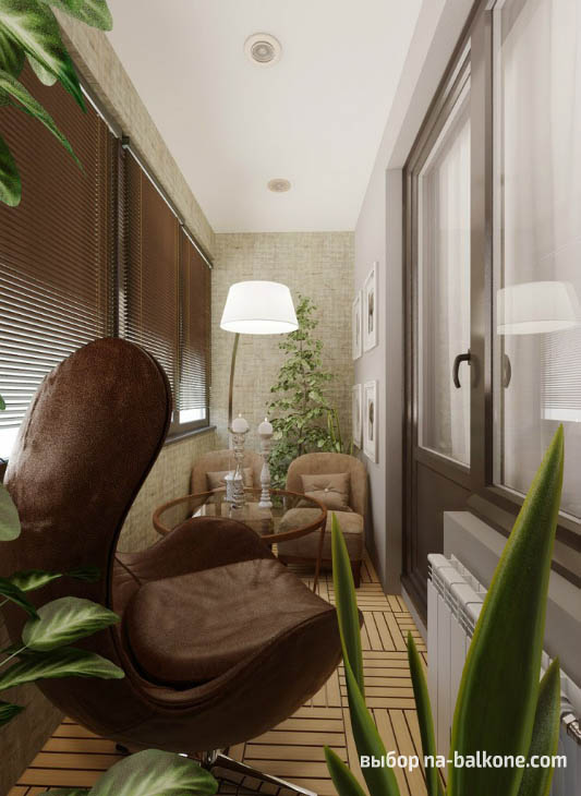 65 современных идей 2016 года в дизайне балконов