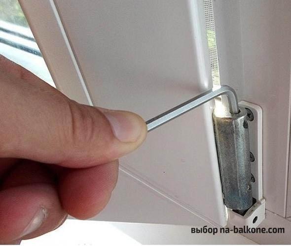 Как разобрать пластиковую дверь