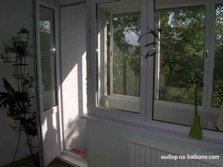 Ремонт двери балкона своими руками (фото и видео)