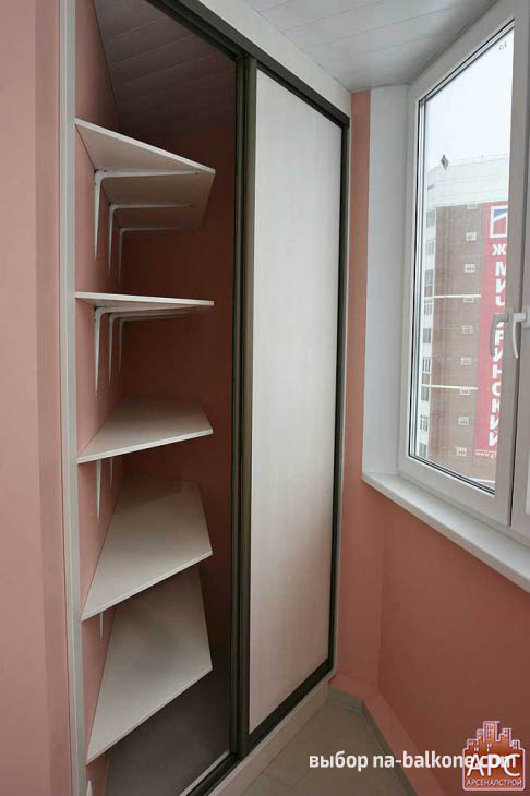 Как сделать шкафчик на балконе своими руками
