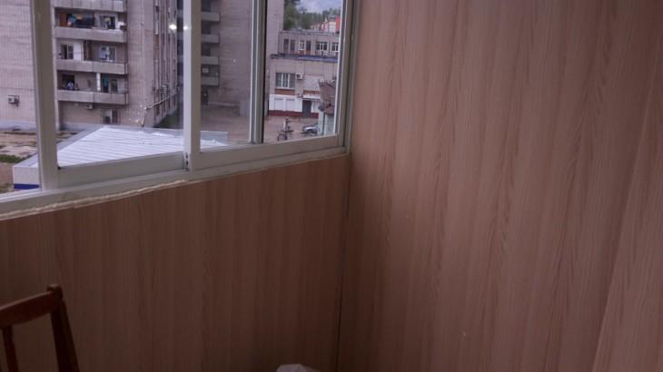 Оформление и утепление балкона своими руками