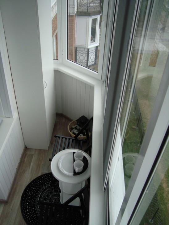 Как сделать балкон в квартире: реальные фото