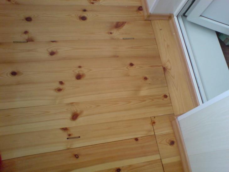 Из чего сделать пол на балконе: обзор материалов