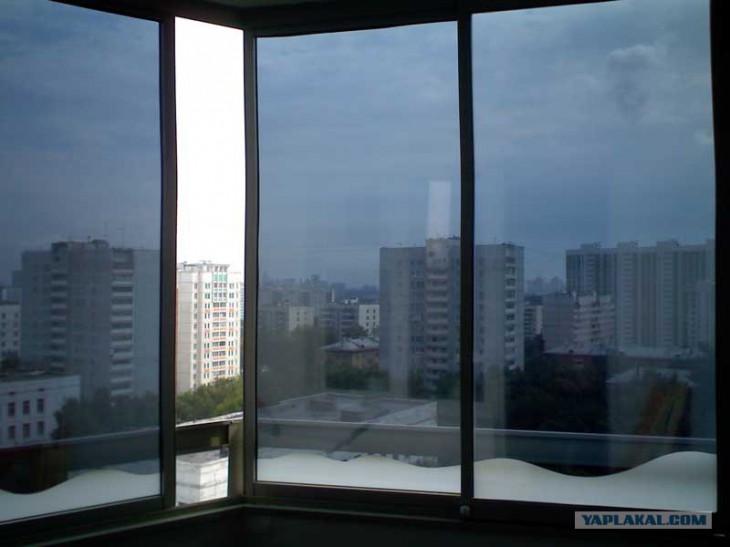 Шторы на балкон: обзор моделей