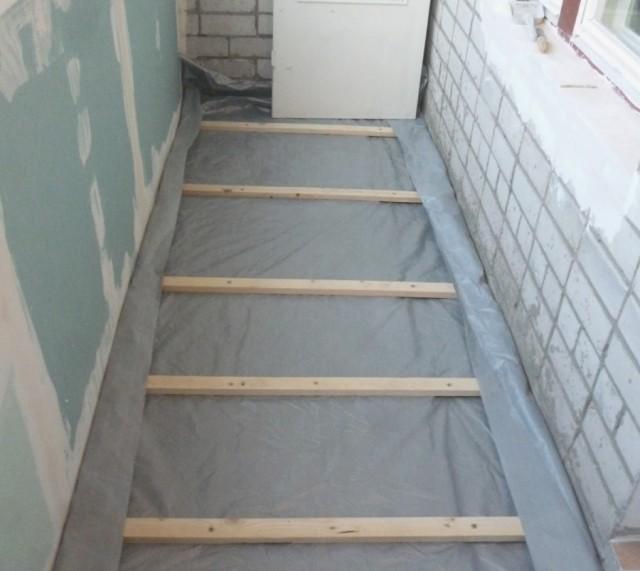 Балкон бетон бетон м400 пропорция