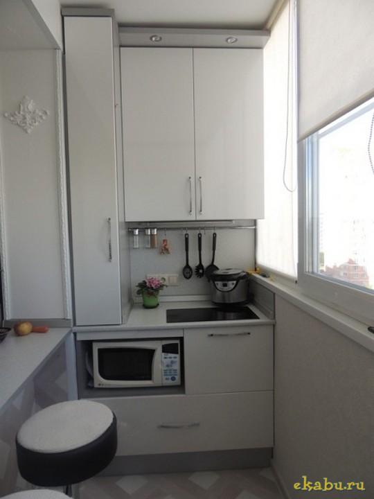 дизайн студии 25 кв.м фото с балконом дизайн