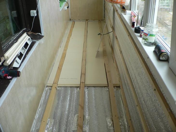 Гидроизоляция балкона: простые способы